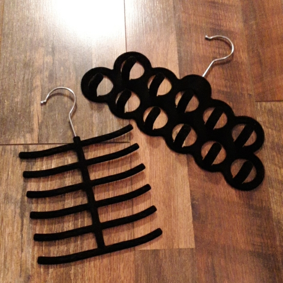 Hangers for Belt and Scarf